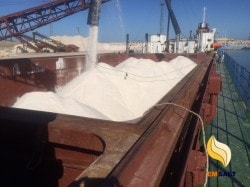 SEA SALT FOR DEICING