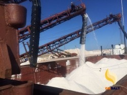 ROCK DEICING SALT