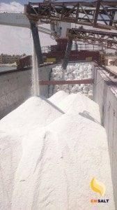 De-icing Marine salt