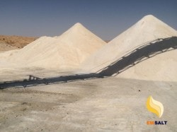 DEICING ROCK SALT