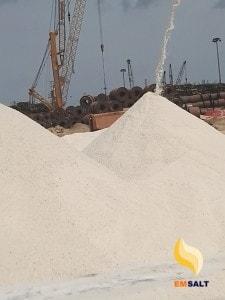 rock salt for deicing